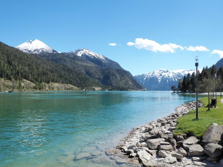 Achensee Austria Mountains Lake