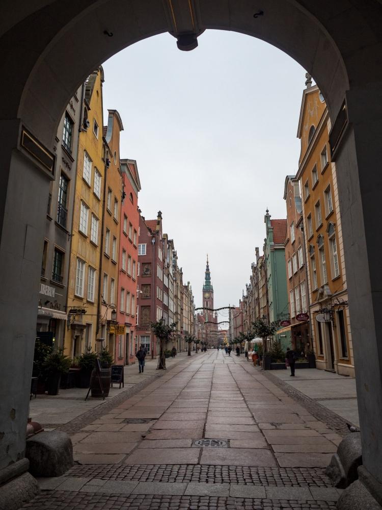 Dluga StreetGdansk