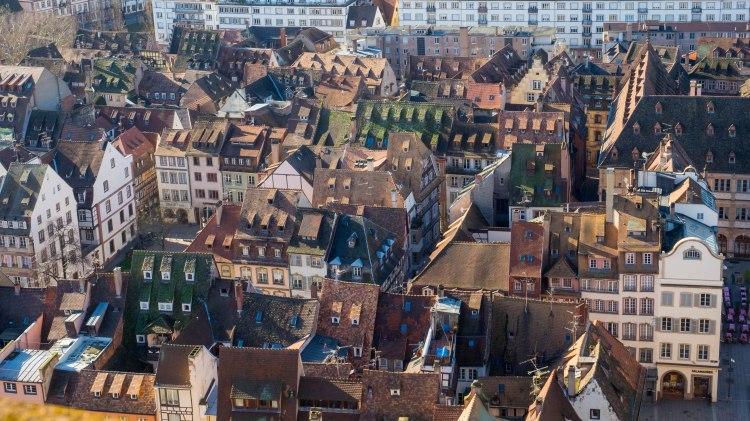Strasbourg Rooftops