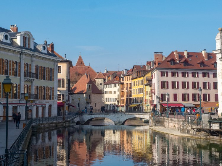 Old Town Annecy