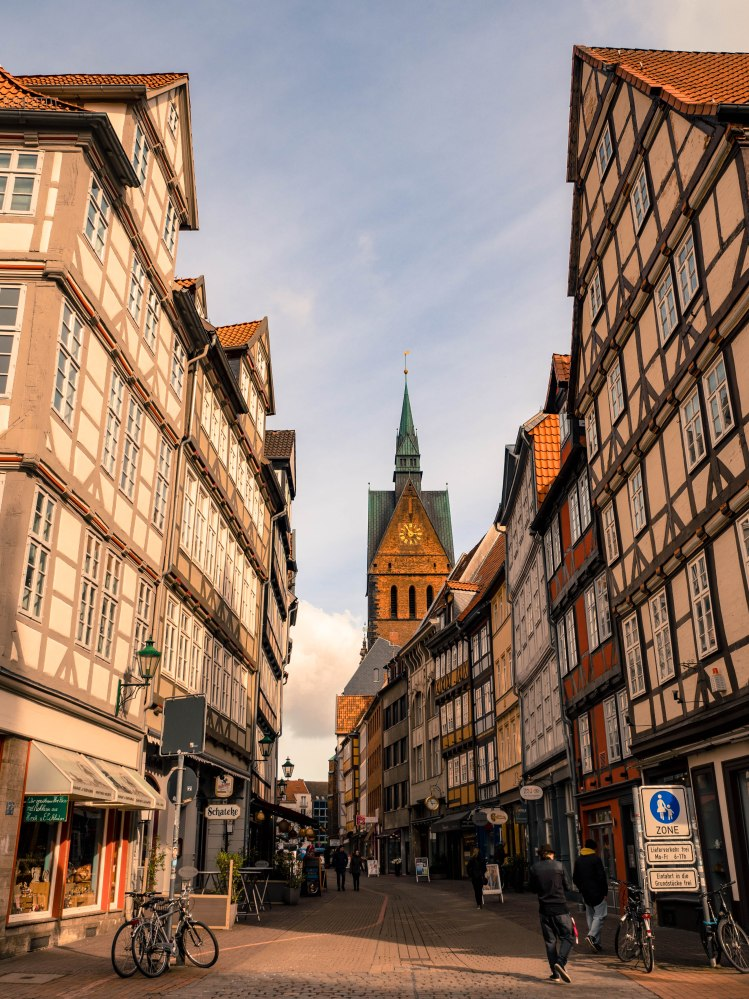 Altstadt Hannover Old Town Hannover