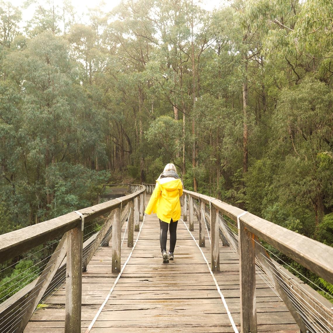 Solo female traveller Australia