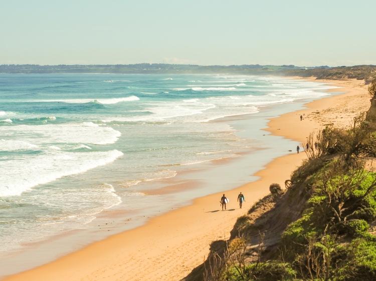 Cape Woolamai surfing Phillip Island