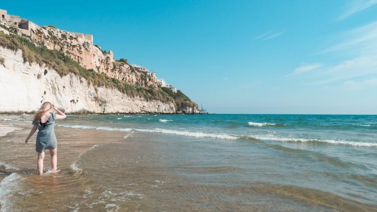 Spiagga del Castello